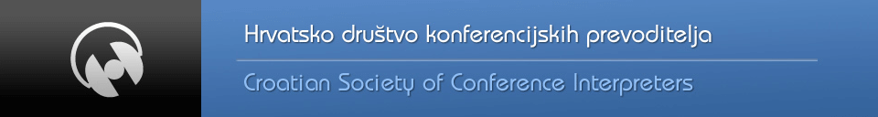 Croatian Society of Conference Interpreters